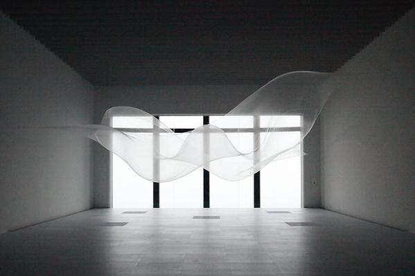 Ohmaki Shinji, Liminal Air – Space-Time,