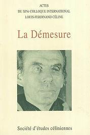 Céline, La Démesure, 2003.jpg