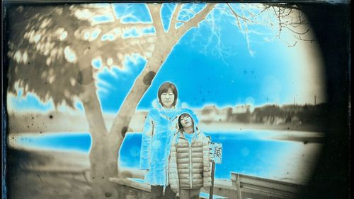 Fukushima : photographier les radiations invisibles