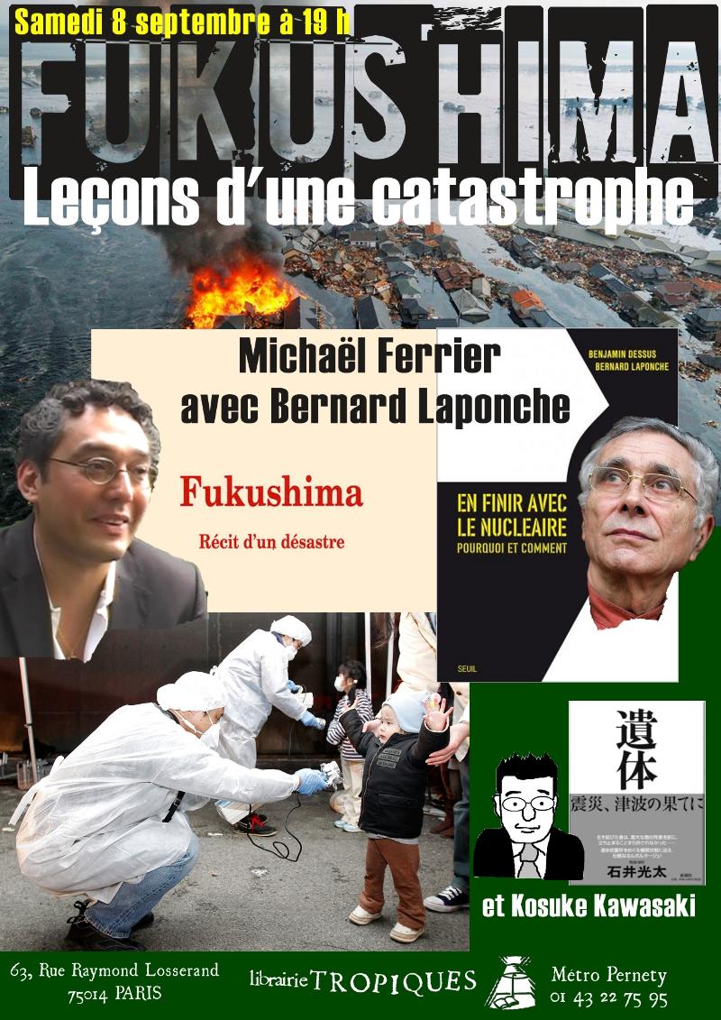 Fukushima sous les Tropiques