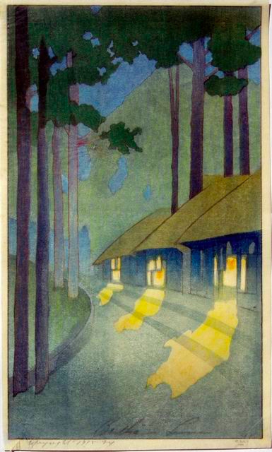 Lum, Road to the Forest, 1913.png