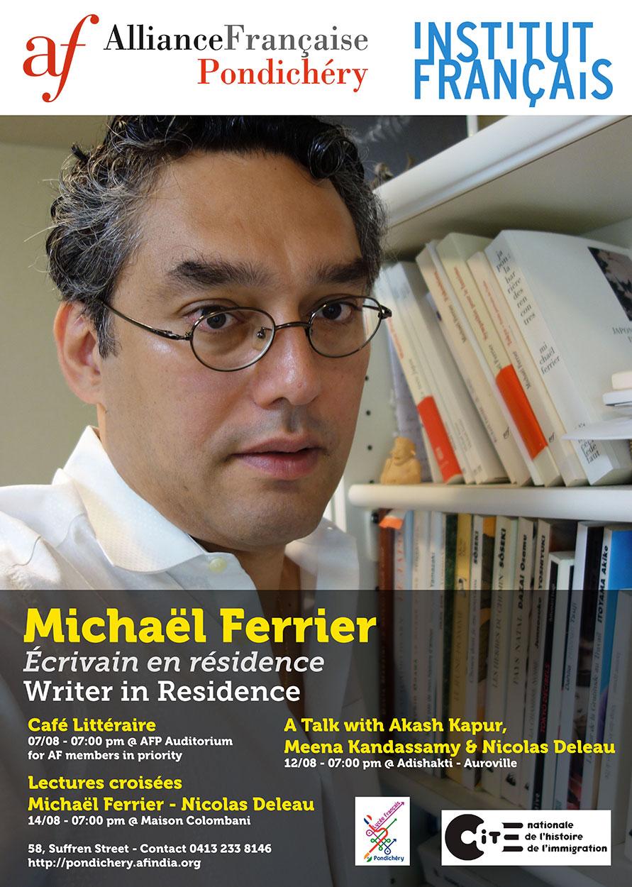 M. FERRIER in India (3/3)