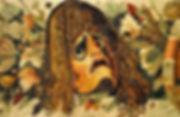 Détail_d'une_frise_avec_masques_de_la_M