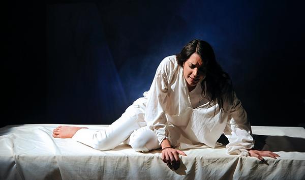 Sophie Neveu dans le rôle de Kassandra F