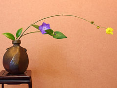 Ikebana de printemps