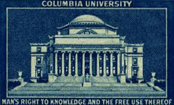 Columbia Univ., New York City, 1998