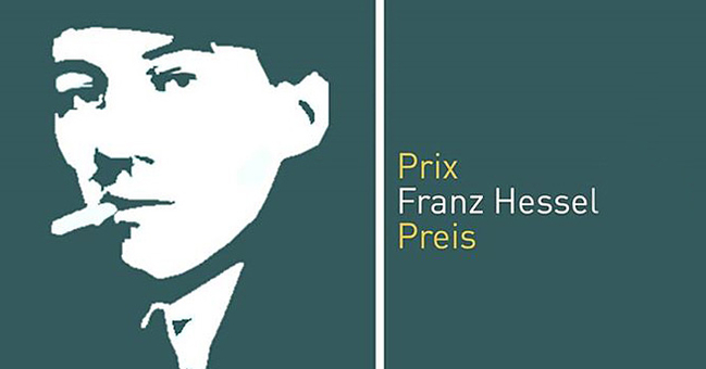 Franz Hessel Preis 2015