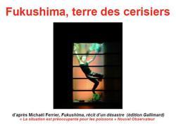 Théâtre : Fukushima à Lille