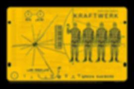 Kraftwerk concert poster at the Greek Th