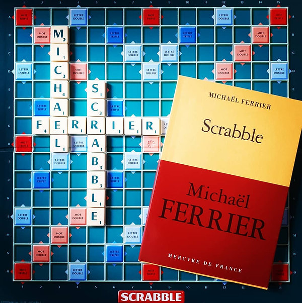 Scrabble, Instagram Photo by CDE (_cde_d