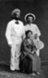 Yves, Kiku-san et Loti, Nagasaki, 1885.j