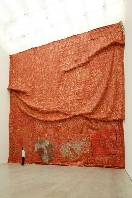 El Anatsui, 2015-Kanazawa-Perspectives.j