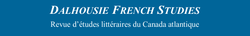 Dalhousie French Studies