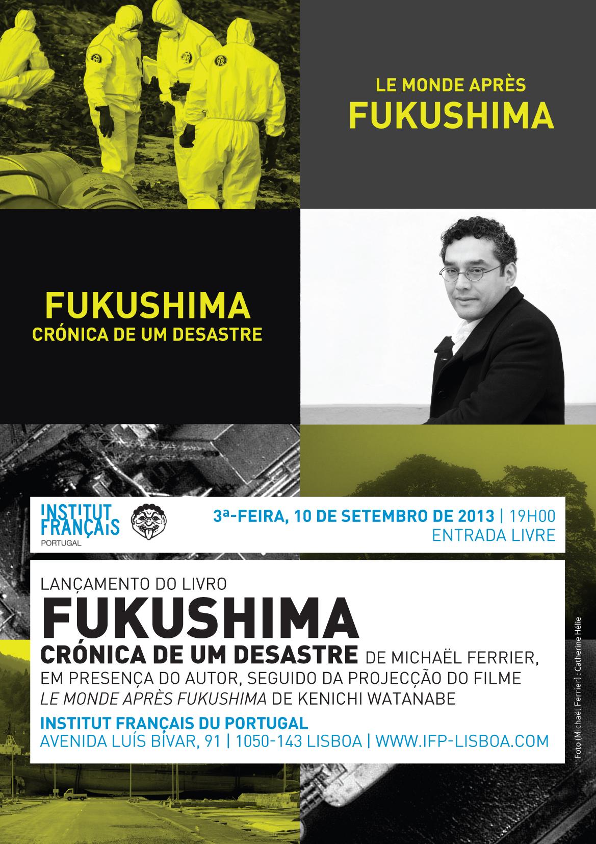 Fukushima à Lisbonne
