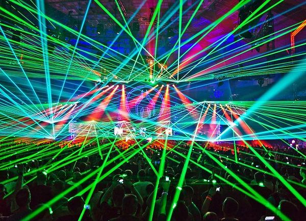 Concert de Kraftwerk, 2012