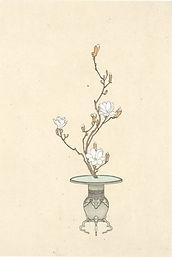 Ikenobō Senjō, Sōka Hyakki, 1820.jpeg