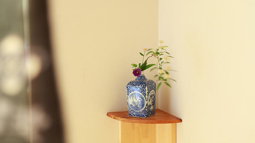 Ikebana d'été