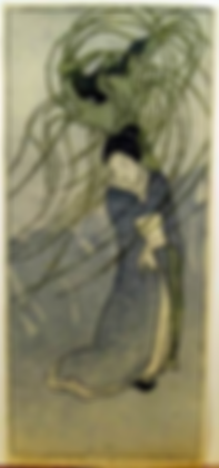 Bertha Lum, Aoyagi, 1907.png