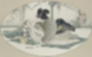 Hyde, Baby Talk, 1908. 28.8 x 46.4 cm.