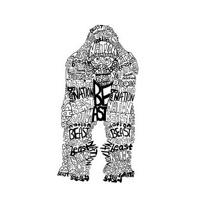 Beast Nation Gorilla Logo website.png