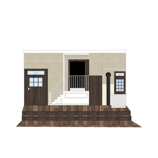 Front evaluation Rendering