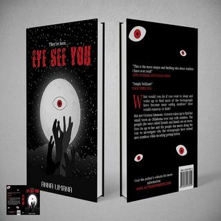 Eye See You Book Cover Concept