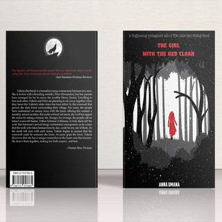 Red Riding Hood Book Cover Concept