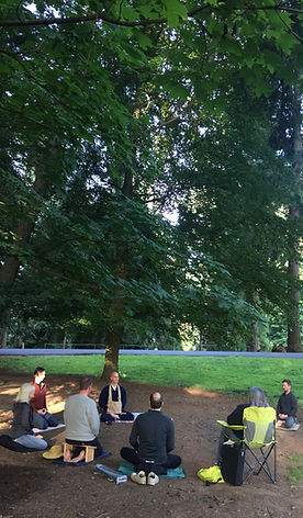 Portland Zen Buddhism Zazen