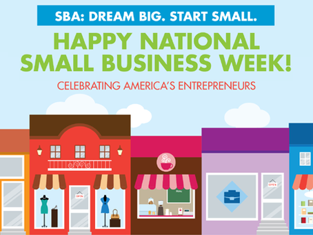 Happy Small Business Week 2015
