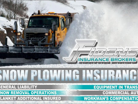 Winters Coming - Snow Plow Operations
