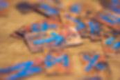 Copper runes