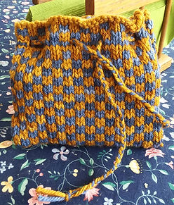 Tarot bag - Merino wool