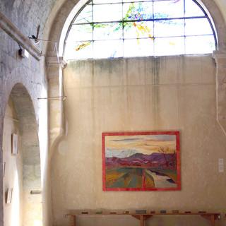 Ancienne Église St Laurent, Eygalières France