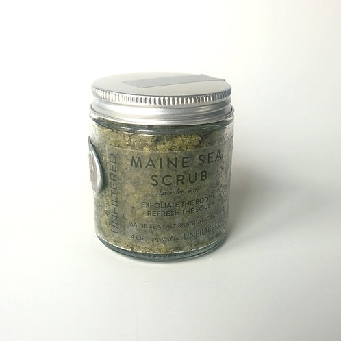Maine Sea Scrub