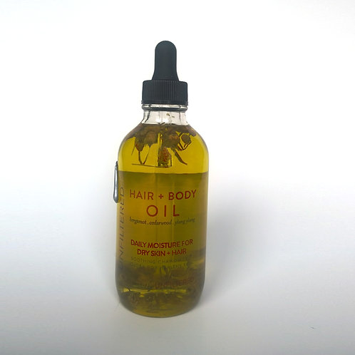 Hair + Body Oil