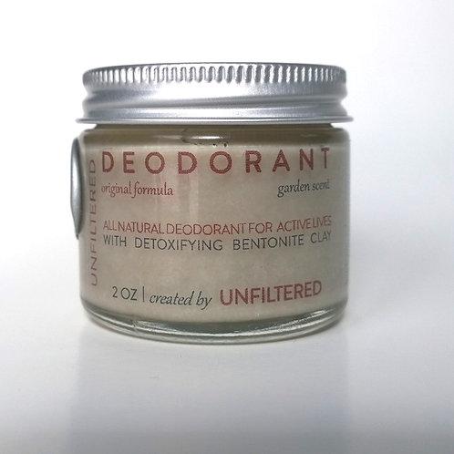 Deodorant - Garden Scent