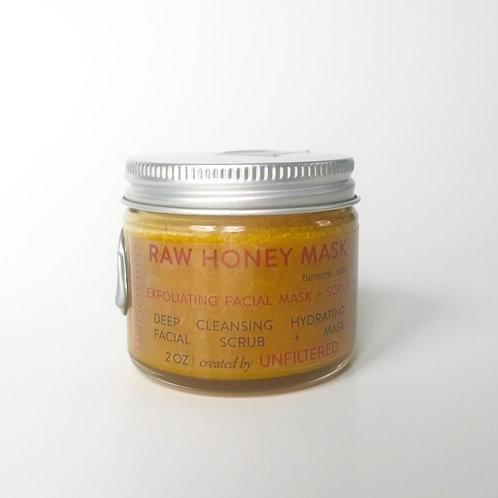 Raw Honey Mask