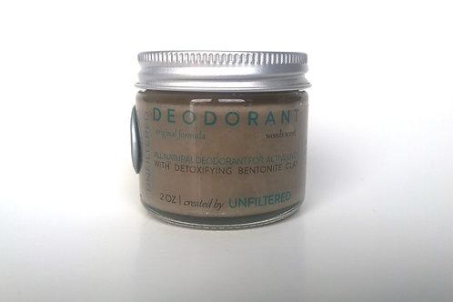 Deodorant - Woods Scent 2oz
