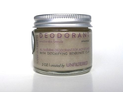 Deodorant - Sensitive Skin 2oz or 1oz