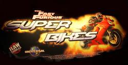 The Fast & Furious Super Bikes Logo