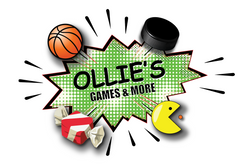 Ollie's Games & More Logo