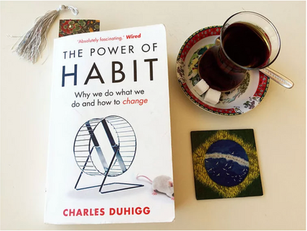 Co-Reads | The Power of Habit, by Charles Duhigg - Intro