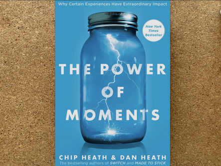 Co-Reads | Power of Moments, A summary-letter to my friends
