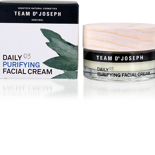 DAILY PURIFYING FACIAL CREAM 50ml