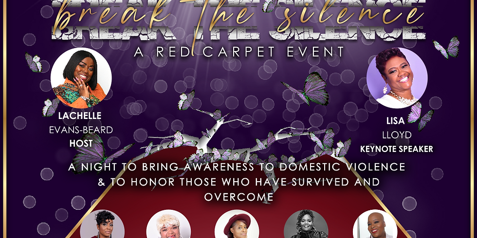 2nd Annual Domestic Violence Survivor Gala: Still She Rise (1)