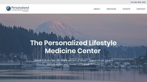 Personalized Lifestyle Medicine Center