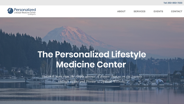 Personalized Lifestyle Medicine Center