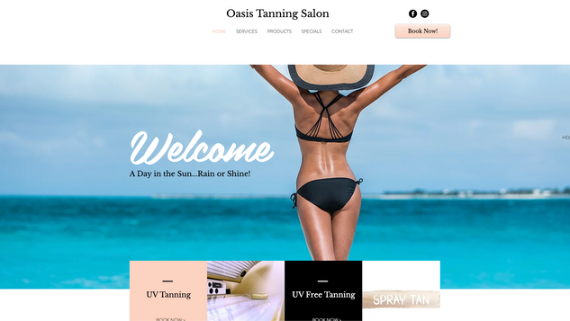 Oasis Tanning
