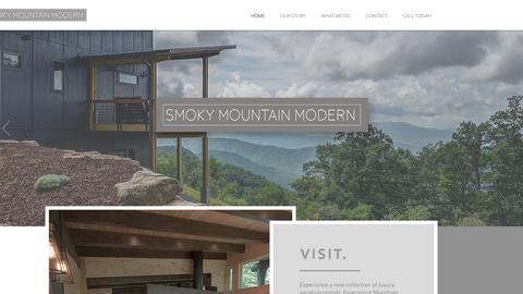 Smokey Mountain Modern