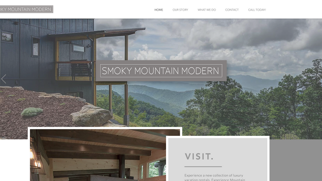 Smokey Mountain Modern